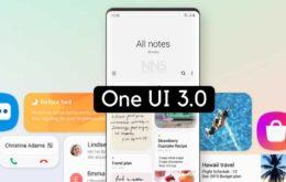 Veja tudo o que já se sabe sobre o Samsung One UI 3.0