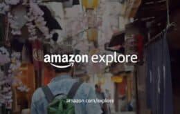 Amazon oferece aulas virtuais e passeio turístico em nova plataforma