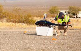 Drone bate recorde de distância em transporte de órgãos humanos