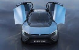 GM presenta un diseño de automóvil eléctrico que lleva el nombre de un antiguo modelo de lujo