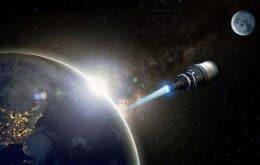 Agência dos EUA considera criar foguete térmico nuclear para missões lunares