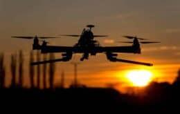 Reino Unido desenvolve drone armado com escopeta