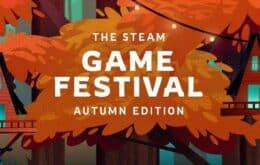 Steam Game Festival começa nesta quarta e oferece demos de novos jogos