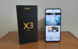 Hands-on do Poco X3: celular impressiona em seus primeiros testes