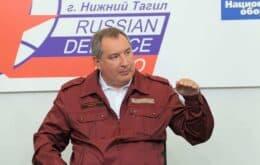 Chefe da Roscosmos quer mais integração nos planos da Nasa para a Lua