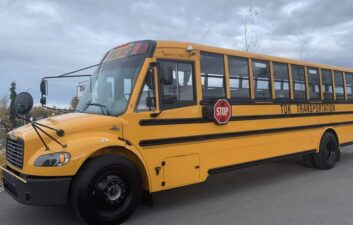 Alaska State Wins Its First Electric School Bus