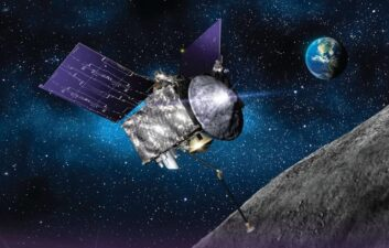 Success: NASA manages to land Osiris-Rex probe on asteroid Bennu
