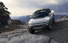 GM presenta Hummer eléctrico para su lanzamiento en 2021