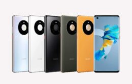 Huawei Mate 40 Pro é o melhor aparelho Android de outubro
