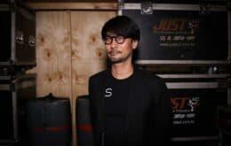 Estúdio de Hideo Kojima revela que trabalha em um novo jogo