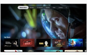 App da Apple TV é liberado para TVs Android da Sony