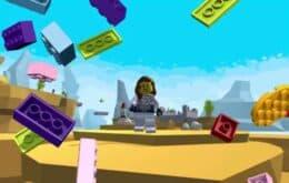 Ferramenta da Lego e Unity permite criar 'microjogos' em uma hora