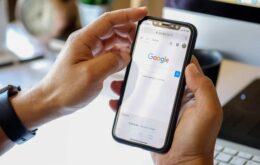 Apple trabalha em alternativa à busca do Google