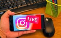 Instagram aumenta duração máxima para lives