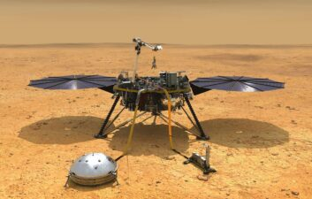 Heat probe is 'more buried than ever' on Mars; understand