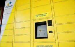 Correios lançam seu primeiro smart locker no Distrito Federal