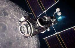 Nasa e ESA anunciam parceira para construir estação espacial na Lua