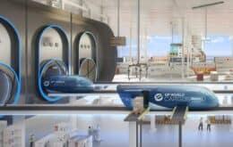Virgin Hyperloop faz estudo sobre os efeitos da velocidade no cérebro