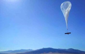 Nuevo récord: el globo de Internet de Google vuela durante 312 días seguidos