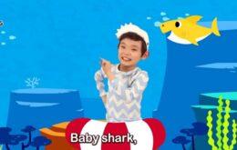 """""""Baby Shark"""" é o vídeo mais visto de todos os tempos no YouTube"""