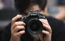 Câmeras Nikon recebem atualização para funcionarem como webcam
