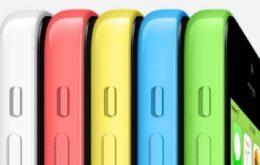 iPhone 5c entra para lista de aparelhos vintage da Apple