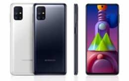 Samsung lanza los baratos Galaxy M21s y M51 con la batería más grande de Brasil
