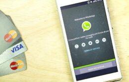 WhatsApp recebe autorização para operar sistema de pagamentos na Índia