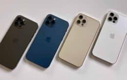 iPhone 14 poderá ter câmera de 48 MP e gravar vídeo em 8K