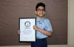 Aos 6 anos, indiano é o programador Python mais jovem do mundo