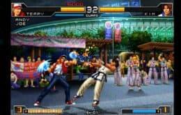 Jogos da série 'King of Fighters' têm até 80% de desconto no Steam