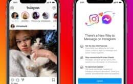 Facebook libera novos recursos de chat para Messenger e Instagram