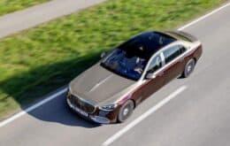 Mercedes-Maybach Classe S: novo sedã de luxo traz mais itens inovadores
