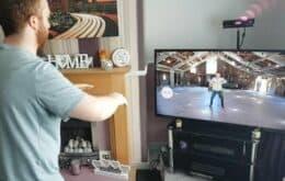 Tecnologia permite controlar vídeos com o movimento do corpo