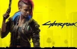 'Cyberpunk 2077' está de volta à PlayStation Store, ainda com problemas, por R$ 250