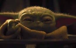 Busca do Google leva Baby Yoda para sua casa
