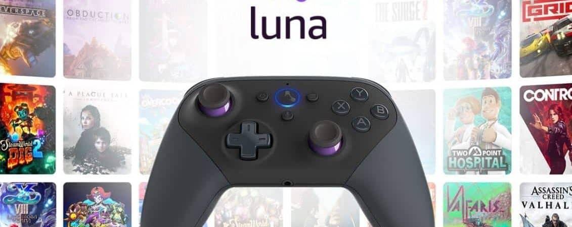 Logo do Amazon Luna
