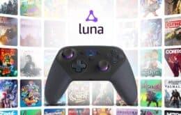 Luna, serviço de streaming de jogos da Amazon, chega ao Android