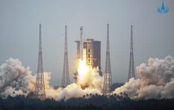 Russia launches cargo ship towards the ISS