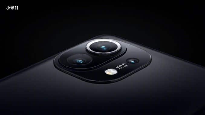 Mi 11 cámaras