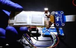 Los investigadores desarrollan un nuevo tipo de batería recargable flexible