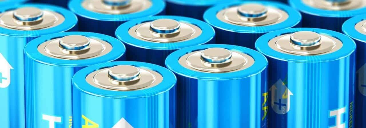 Imagen que ilustra el escenario actual de las baterías de iones de litio.