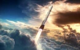 Bezos no espaço: CEO da Blue Origin anuncia que vai embarcar no 1º voo da empresa