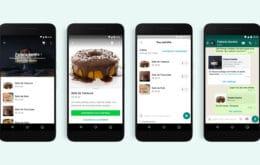 WhatsApp ganha carrinho de compras