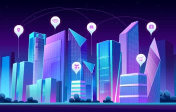 The role of technology to improve the management of smarter cities