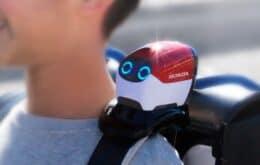 Honda cria robô que ajuda crianças a atravessar a rua