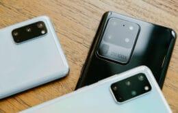 Futuro celular da Samsung poderá ter câmera de 600 MP