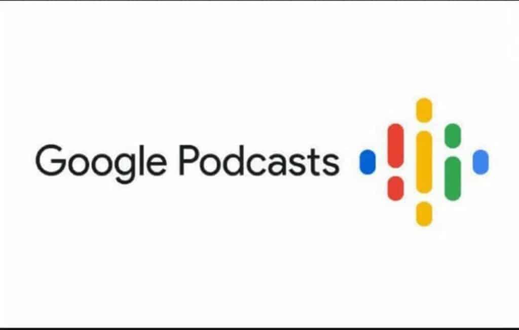 Logo do Google Podcasts