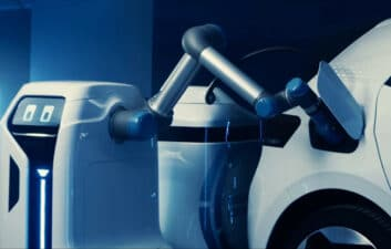 Volkswagen creates gas station robot that recharges electric cars