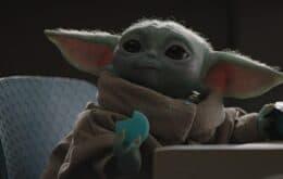 Tenha o Baby Yoda em casa